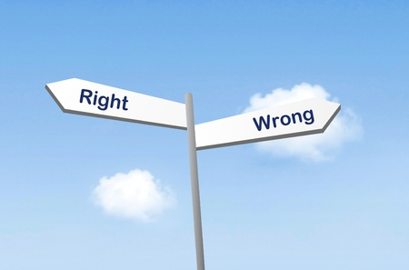 rightful: Right or wrong