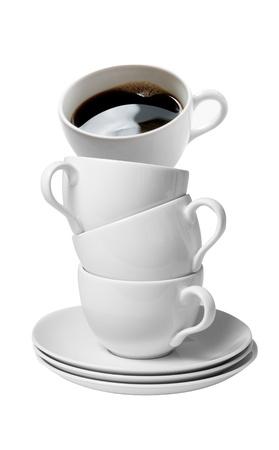Coffee cups photo