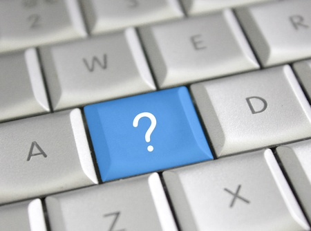 search query: Questionmark