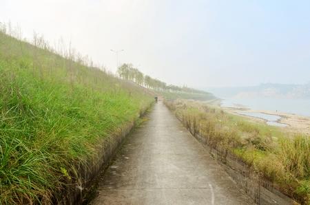 promenade: Waterfront promenade