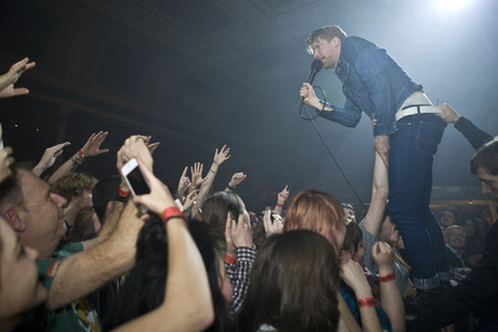 chiefs: Kaiser Chiefs live at the Margate Wintergardens Editorial