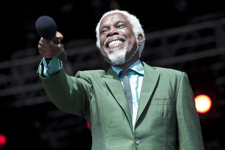 billy: Billy Ocean vivent au Festival Hop Farm
