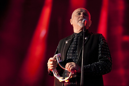 gabriel: Peter Gabriel live at the Hop Farm Festival