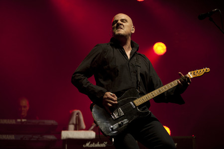 The Stranglers live at the Hop Farm Festival
