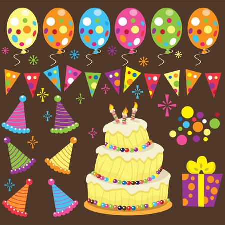birthday presents: Retro Birthday Party