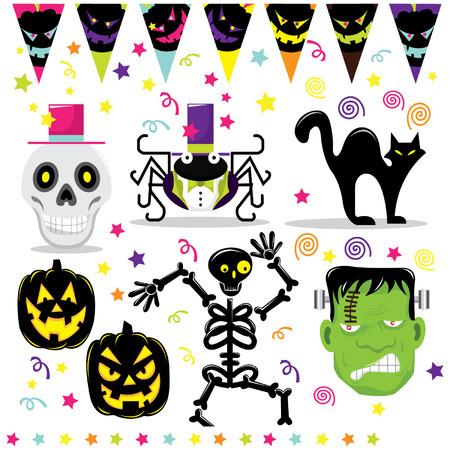 public celebratory event: Halloween Elements