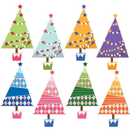 public celebratory event: Christmas Tree Elements