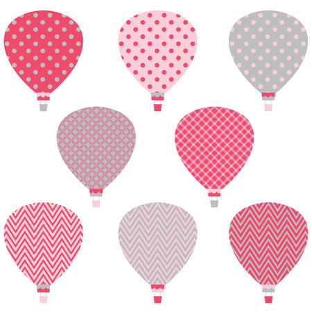 hot: Hot Air Balloons Patterns