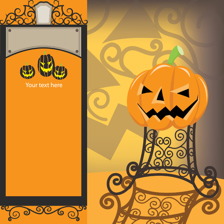 halloween invitation: Halloween invitation