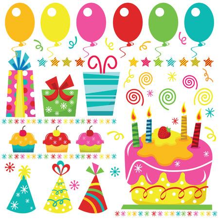 birthday presents: Surprise Birthday Elements