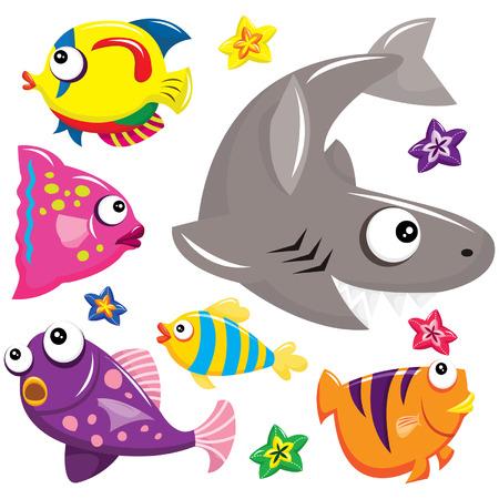 bottom of the sea: Sea Creatures