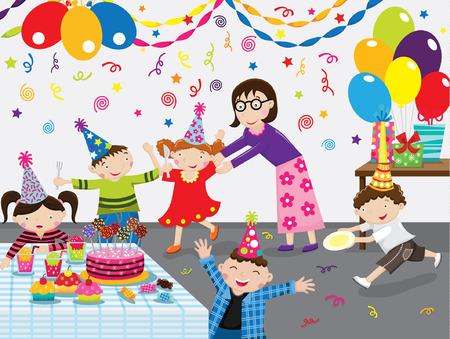 fiesta de cumpleanos: Fiesta de cumplea�os