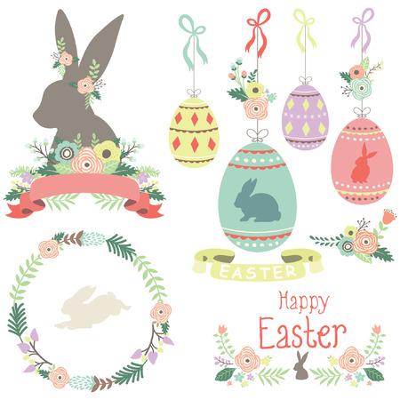 Happy Easter dag Collecties