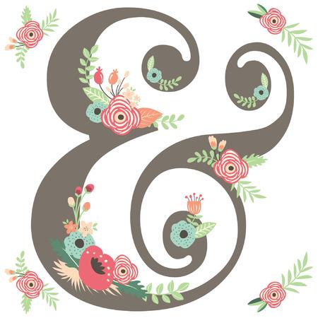 Save The Date Design Elements Ilustracja