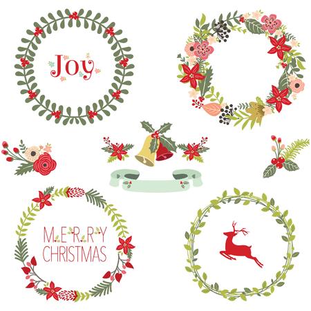 クリスマス リース コレクション
