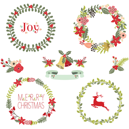 christmas wreath: Christmas Wreath Collection