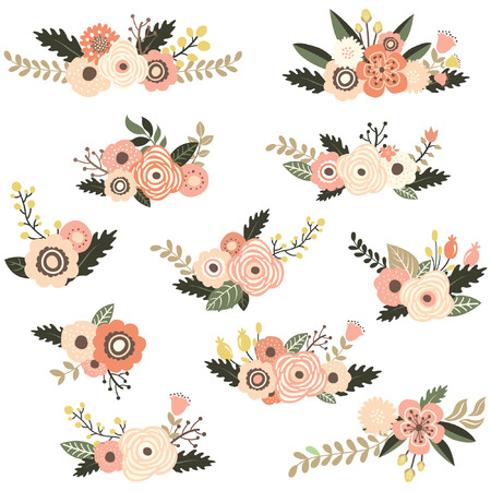 Rustic Floral Collection