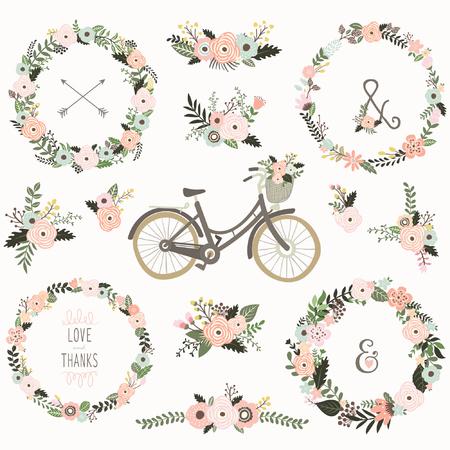 Vintage Kroon van de Bloem Bicycles