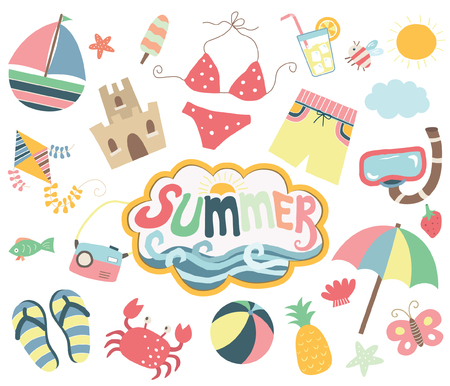 Happy Summer Day Collections