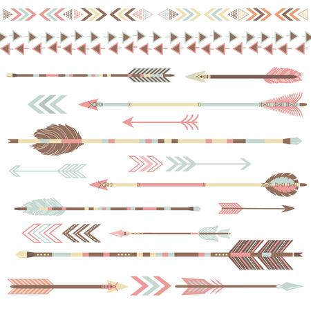 部族矢印コレクション