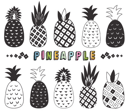 Cute Pineapple Collection