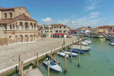 murano: Murano island, Venice, Italy.