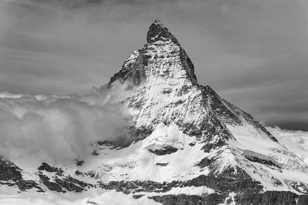 Idyllic landscape of Mountain Matterhorn, Zermatt, Switzerland Reklamní fotografie