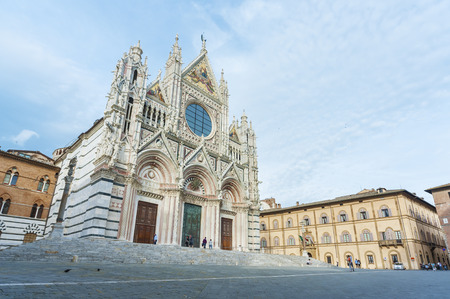 Cattedrale di Siena, Siena, Tuscany, Italy