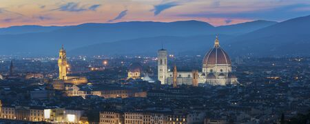Basilica of Santa Maria del Fiore (Basilica of Saint Mary of the Flower) in Florence, Tuscany, Italy
