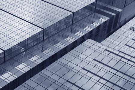 Exterior of modern architecture 版權商用圖片