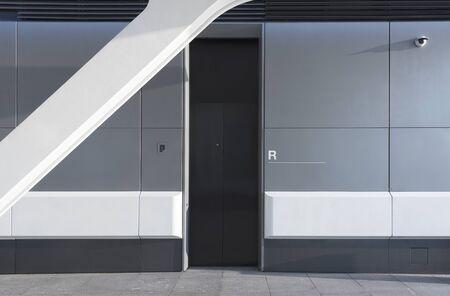 Modern building abstract background Фото со стока