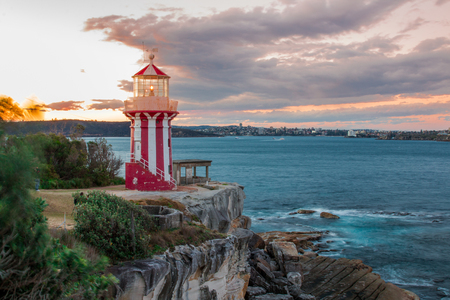 Hornby Lighthouse watson bay on sydney south head