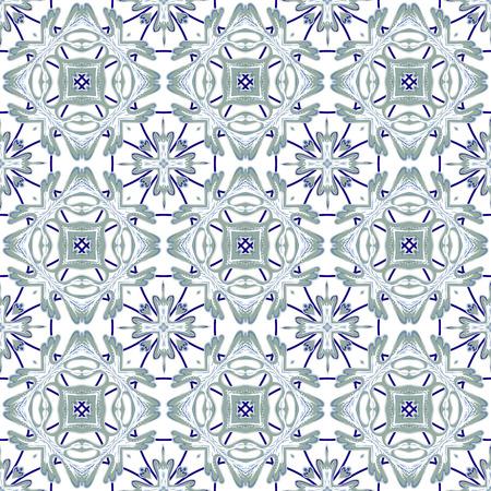 tile pattern: Italian traditional ornament, Mediterranean seamless pattern, tile design, vector illustration