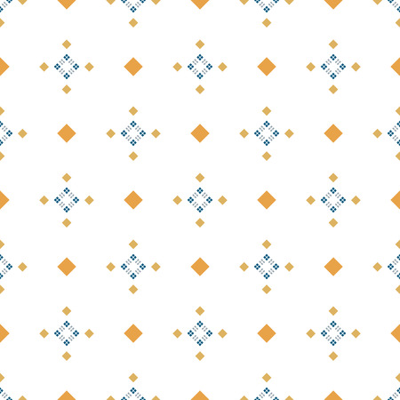 arts culture and entertainment: blue and beige fabric texture diagonal pattern seamless vector illustration. men fashion design.