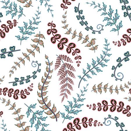 Patrón De Primavera Transparente Decorativo Ornamental. Textura ...