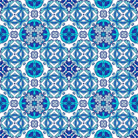 fabric texture: Background vintage tile. Seamless pattern. Abstract wallpaper. Texture royal vector. Fabric illustration. Illustration