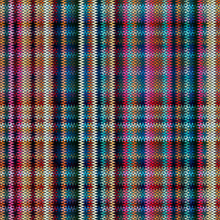 checked: Checks fabric. Tartan. Seamless vector background