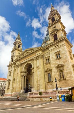 Saint Stephen basilica, Budapest, Hungary Stock Photo - 13328889