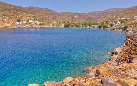 Megalo Livadi, Serifos island, Greece