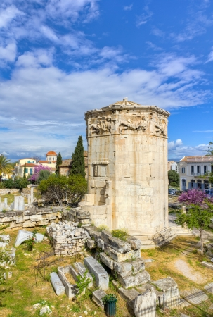 Tower of the Winds, Athens, Greece  photo