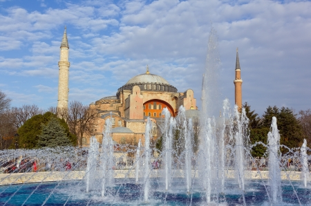 Hagia Sophia, Istanbul, Turkey photo