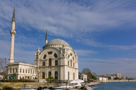 Dolmabahce Mosque, Istanbul, Turkey Stock Photo - 17190398