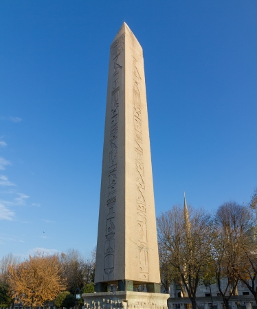 Obelisk of Theodosius, Istanbul, Turkey Stock Photo - 17359007