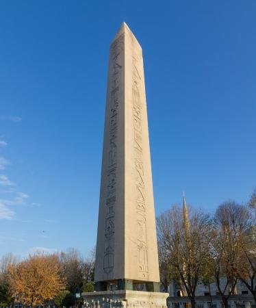 Obelisk of Theodosius, Istanbul, Turkey Stock Photo - 17359007