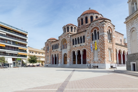 thessalia: Cathedral of St. Nicholas, Volos, Greece