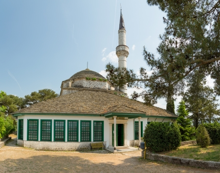 Aslan Pasha Mosque  also known as the Mosque of Ali Pasha , Ioannina, Greece