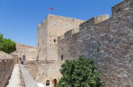 チェシメ城、チェシュメ、トルコ