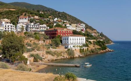 ルトラ北ユービア島, ギリシャ