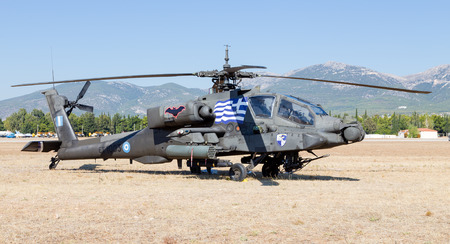 hellenic: Hellenic Army AH-64A Apache attack helicopter