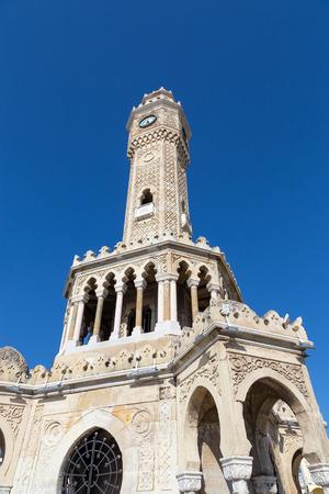 Izmir Clock Tower, Turkey photo